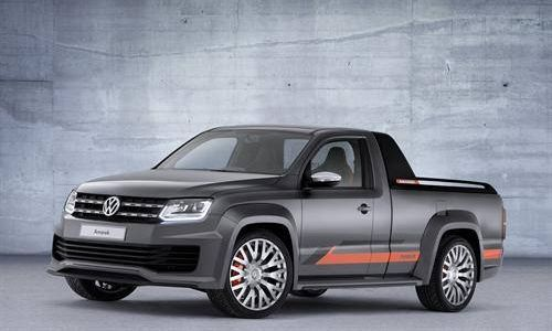 VW Amarok Power koncept