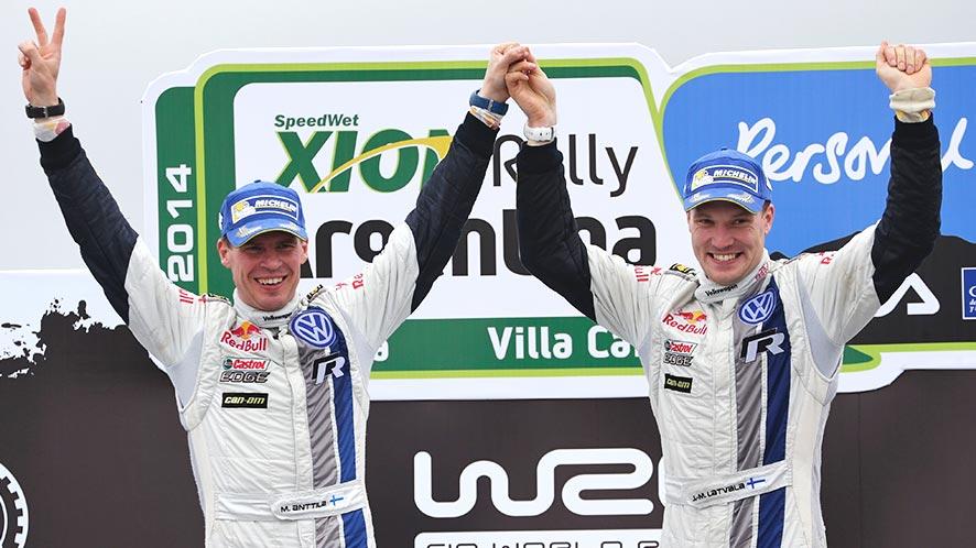 WRC Argentina: Latvalina druga pobjeda