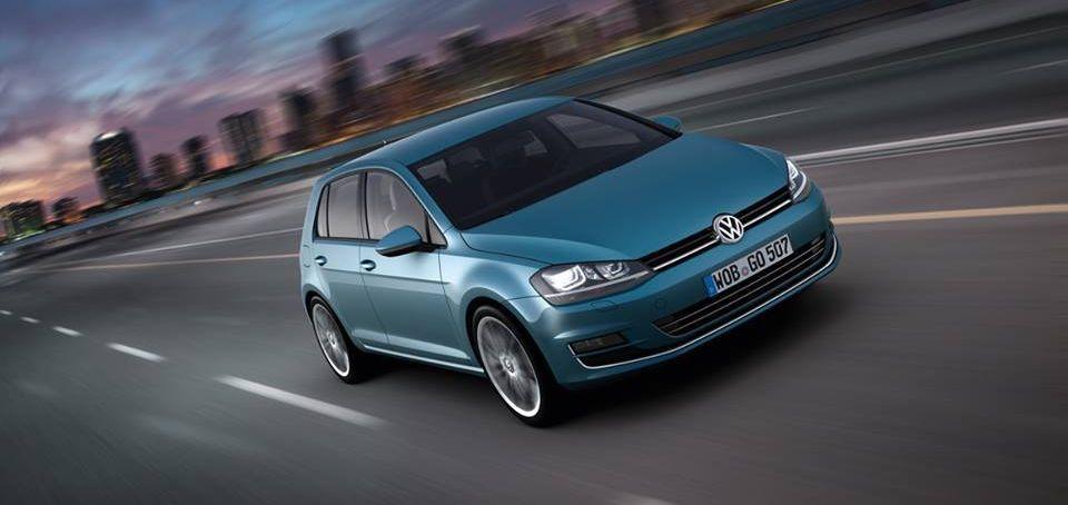 Volkswagen Golf. Auto godine čak i u Japanu.