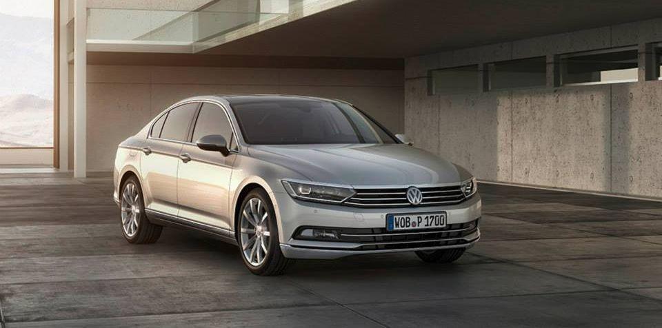 Novi Volkswagen Passat
