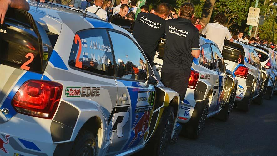 Volkswagen ostaje u WRC-u do 2019.