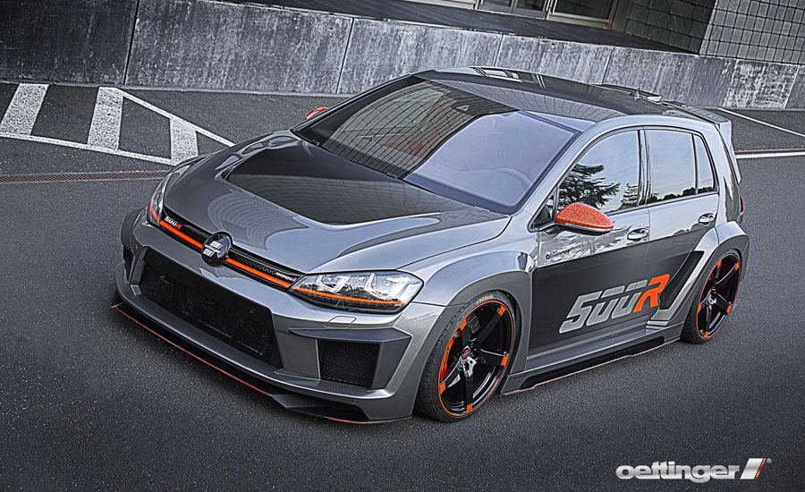 VW Golf R Oettinger 500R