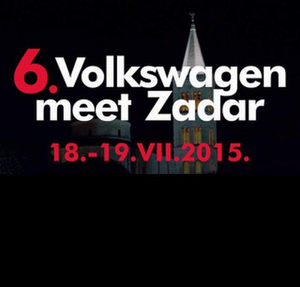 6. Volkswagen meet Zadar
