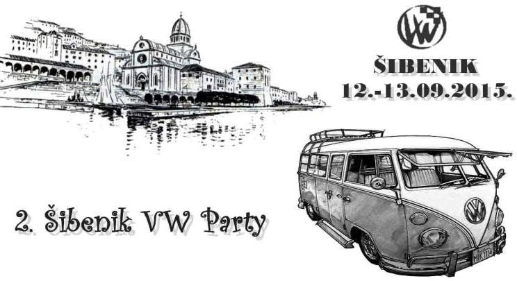 2. Šibenik VW Party