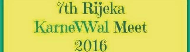 7th Rijeka KarneVWal Meet 06.-07.02.2016