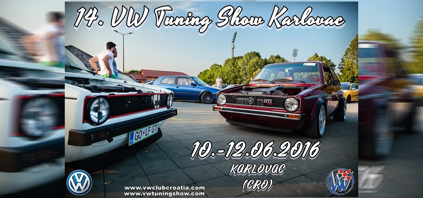 VW Tuning show 2016