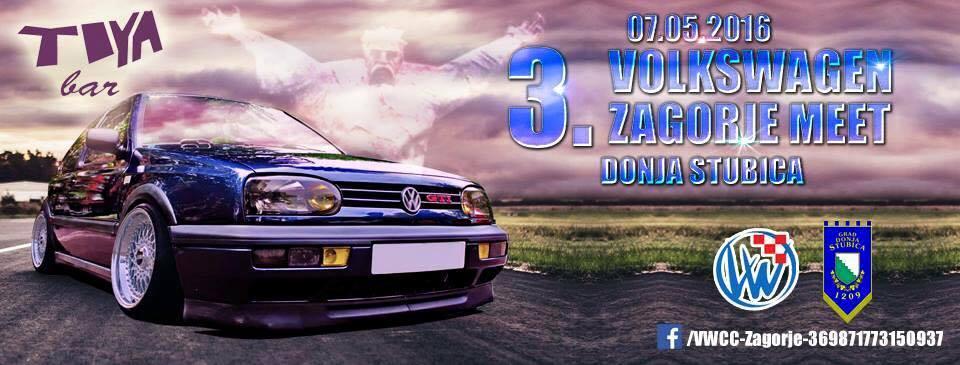 3. Volkswagen meet Zagorje & TOYA bar