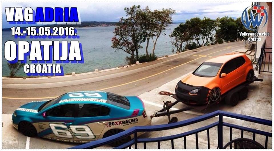 VAG Adria 14.-15.05.2016 Opatija/HR